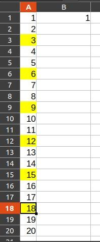 Задание 23. Решение в электронных таблицах [theory], изображение №1
