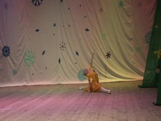 """Балетная студия """"Авантаж"""" - Поздняя осень"""