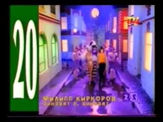 Хит_парад BIZ TV(нынешнее МТВ) 1996 -просто и интерестно