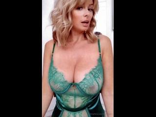 Rhian Sugden - Sheer Bikini