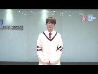[Видео] 170102 Ёнджэ @ Ви апп