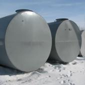 Резервуар горизонтальный двустенный РГД 30 м3