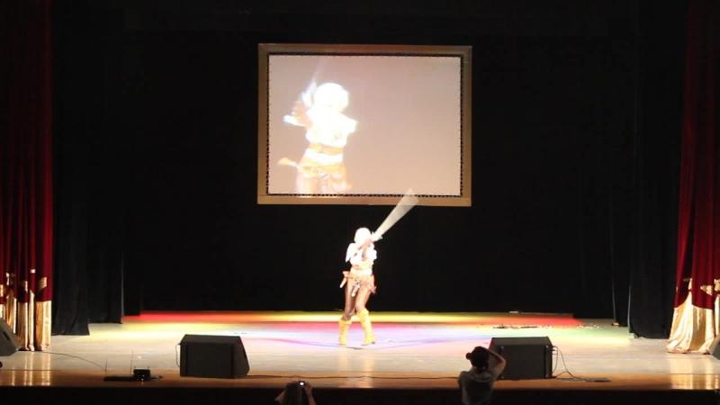 2016 Sawaka Ведьмак 3 Дикая Охота Цири