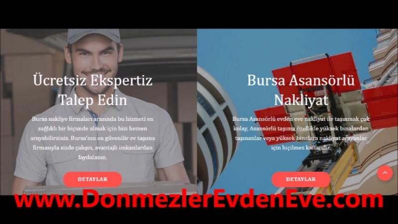 Bursa Asansörlü Nakliyat