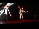 Танцы в Оренбурге. Ильшат Шабаев и Юлианна Бухольц