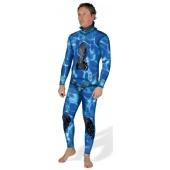 Гидрокостюм для фридайвинга и подводной охоты Blue Deep Sporasub 3 мм