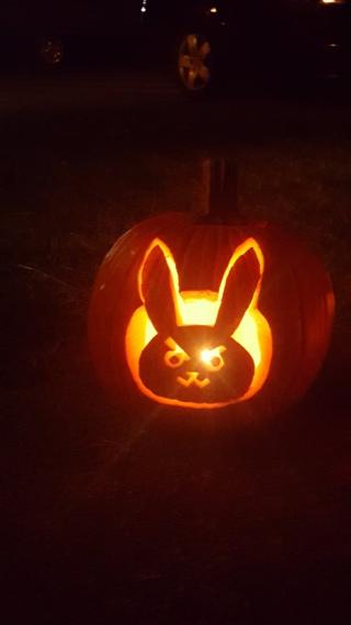 Хеллоуин и Overwatch