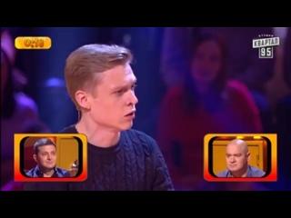 Янукович проти Неандертальця (всім дивится смішно до болі)