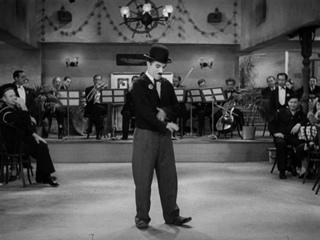 Танец Ч.Чаплина - из х.ф.Modern ..()