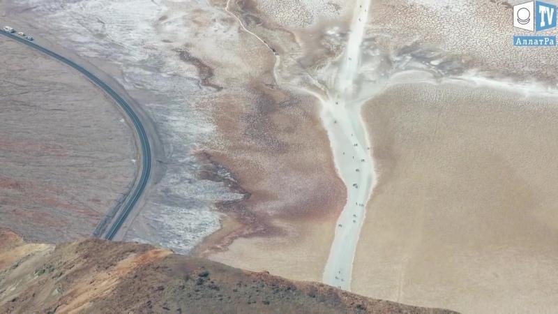 Блуждающие камни в Долине смерти Долина Смерти Пустыня Мохаве