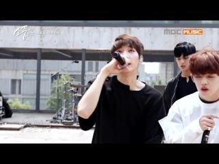 |170608| Seventeen (세븐틴) - Check In @ MBC Picnic Live HD