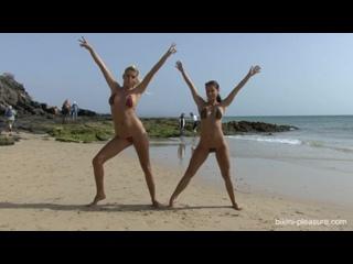 Bikini-Pleasure - Melisa & Bianca - On Top #0345#346 - 051409