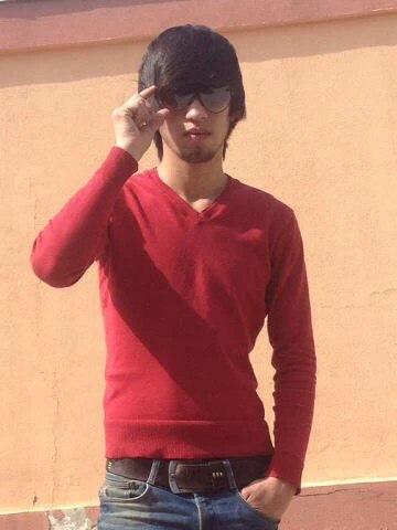 Sharif, 27, Qayroqqum