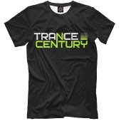 Мужская футболка Trance Century Radio