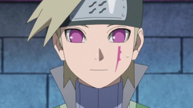 Боруто Новое поколение Наруто Boruto Naruto Next Generations 26 серия Озвучили Brigella Tren Jar Eryt