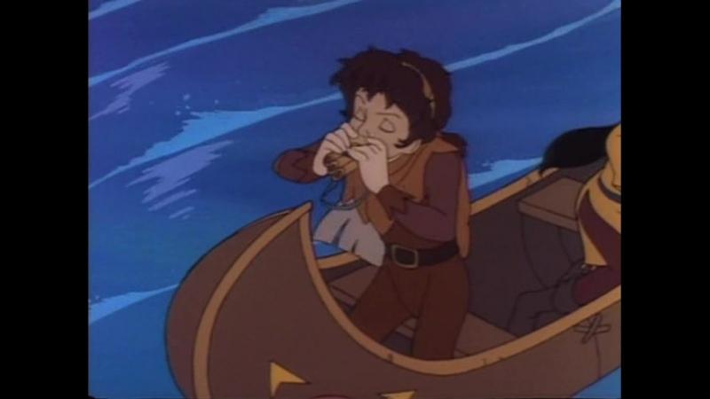 Питер Пэн и Пираты 1 сезон 4 серия Охота за сокровищами