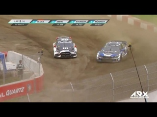 Rallycross Canada - Subaru Rally Team USA