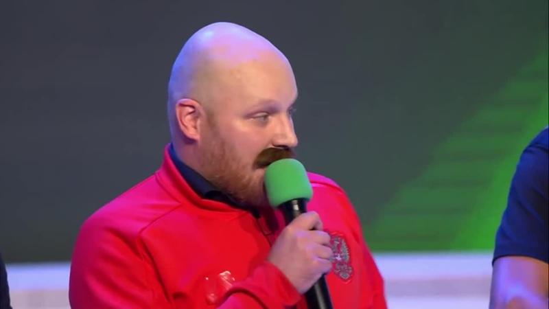 КВН Наполеон Динамит Песня Станислава Черчесова про Семёна Слепакова