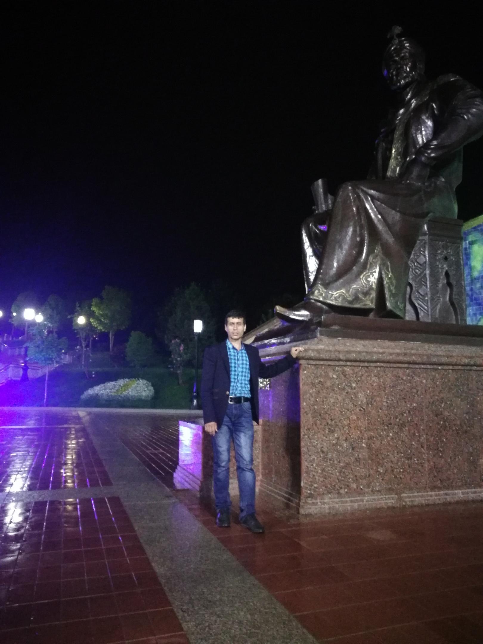 Shuhrat Mamirov, 42, Miass