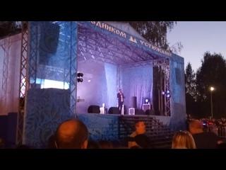 17 августа 2019 г - выступление  Маргариты Суханкиной в честь  95 - ти летия  Великоустюгского района