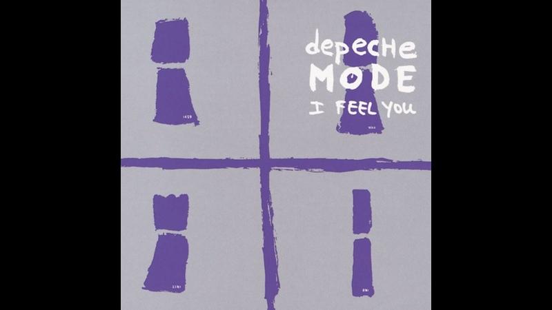 Depeche Mode I Feel You Sire Mute Records 1993