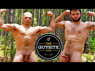 TheGuySite — Hard Football — John & AJ