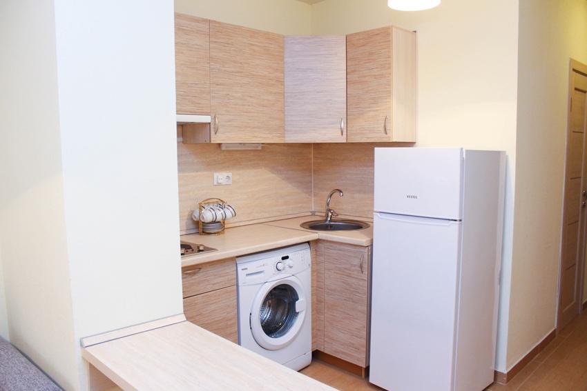 Бюджетный ремонт квартиры 25 м (скорее всего, вместе с лоджией) под сдачу в аренду.