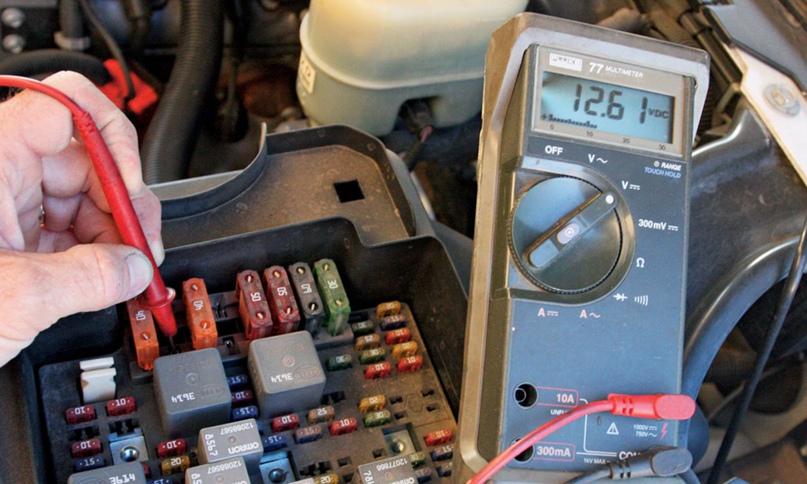 Особенности диагностики электрооборудования автомобилей, изображение №2