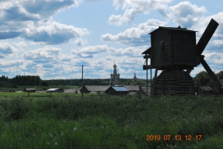 2019-07-13 - Поездка в Кимжу и Погорелец на съёмки