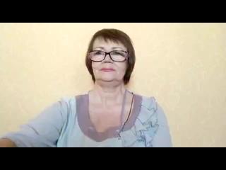 """Натали Перминова читает стихотворение С. Есенина """"Снежная замять"""""""