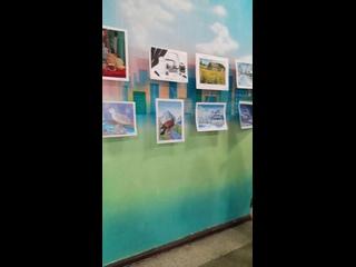"""Первая молодёжная городская выставка картин """"Парад фантазий""""!"""