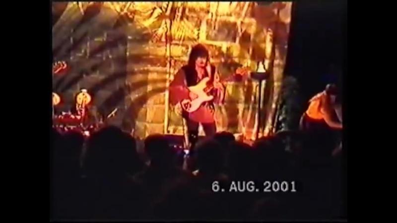 Blackmores Night - Sixteenth Century Greensleeves (Leipzig 06.08.2001)