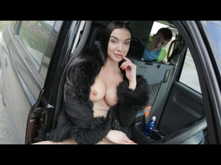 Lady Gang - Settle His Nerves with a Fuck (All Sex Porn Big Tits Facial POV Amateur Czech Car Taxi Milf Cowgirl Doggy Missionary