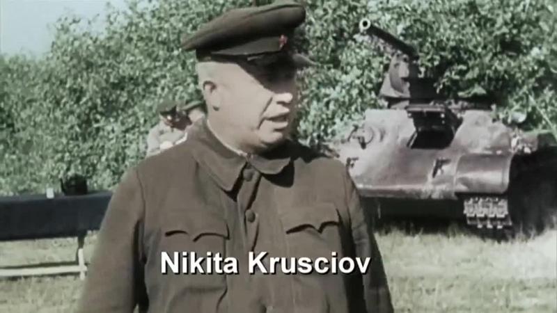 Апокалипсис Вторая Мировая Война 4 серия Коренной перелом