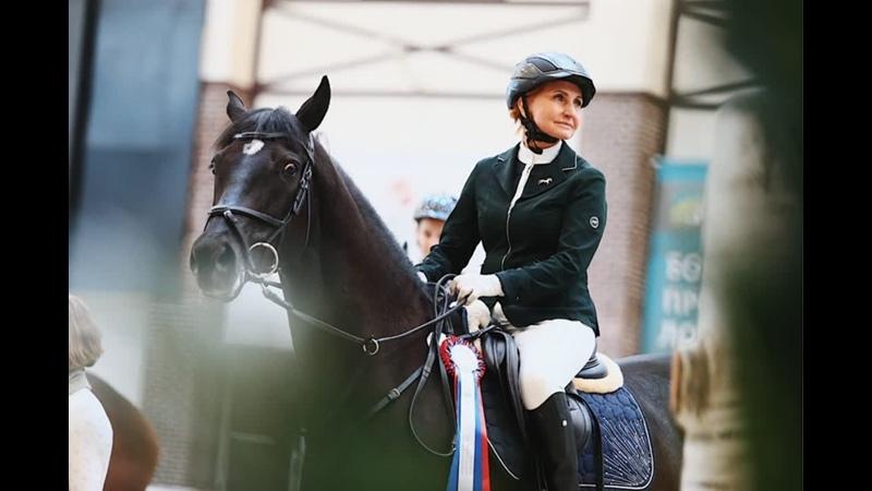 Любительский кубок вице президента Федерации конного спорта России по конкуру