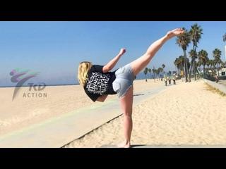 SLs - Amazing Taekwondo Girls Kicks and Best Skills