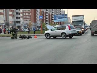 ⚠️ ДТП с участием мотоциклиста на  Власихинской / ...