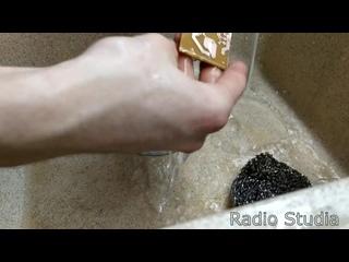 Изготовление платы в домашних условиях (спонтанная съёмка)