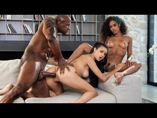 [Blacked] Eliza Ibarra, Scarlit Scandal - Under The Influencer | Lesbian 69 Sex Interracial BBC Squirt Cowgirl Brazzers Порно
