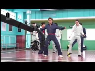 Japan TV Shooting Making  Вышло новое видео со съёмок выступлений BTS для Японских телешоу