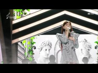 200108 Mnet Music Awards - Taeyeon - 4 Seasons