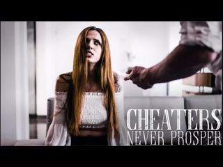 PURE TABOO   Cheaters Never Proper Trailer   Scarlett Mae and Dick Chibbles (Adult Time)
