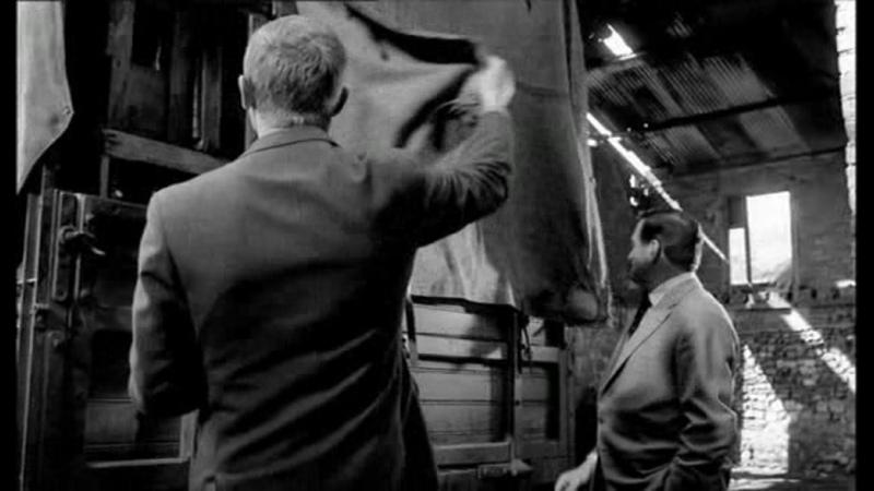 Дядюшки гангстеры 1963 Les tontons flingueurs 1963