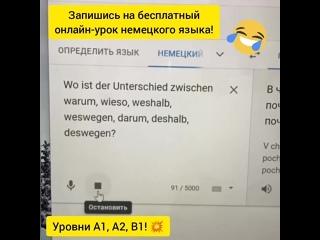 День бесплатных онлайн-уроков немецкого