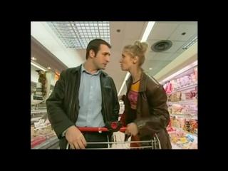 Un gars une fille - au supermarché - compilation