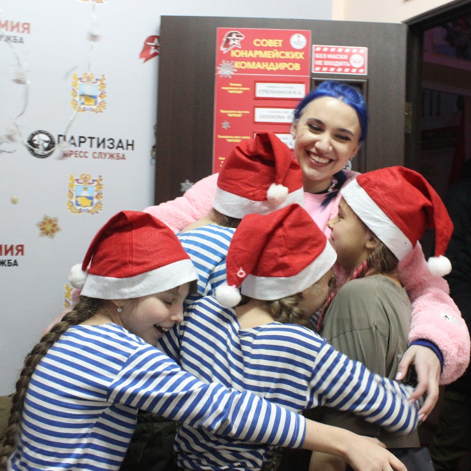 Новогодний 🌲 сюрприз 🙌 Миа Бойка!