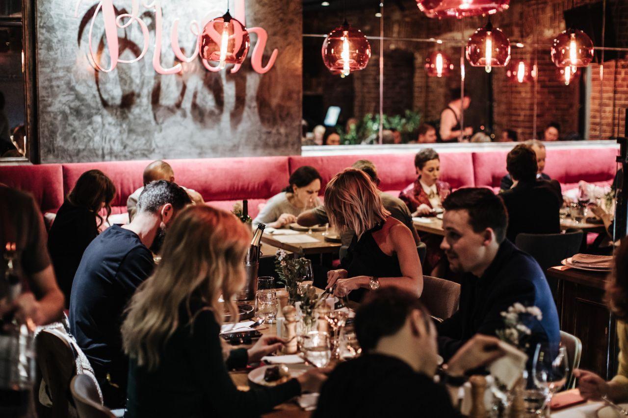 Винный гастробар Blush: ужин с винодельней Гай-Кодзор 25 февраля