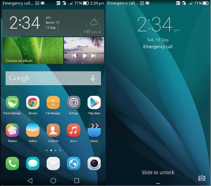 3 классных оболочки на Android