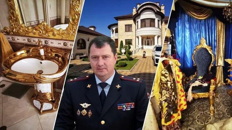 Андрей Нальгин. О золотых унитазах России
