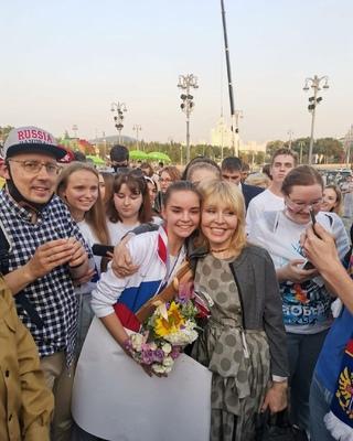 Ольга Кормухина фотография #10